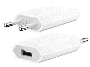 Incarcator Retea (adaptor Usb) Apple 5w A1400 Md813zm (ipod  Iphone)