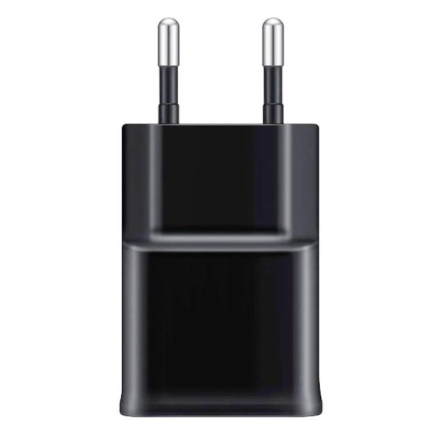 Incarcator retea Samsung EP-TA12EBEUGWW (adaptor + cablu) universal, microUSB 2.0, 2A negru
