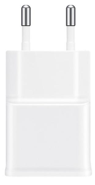 Incarcator Retea Samsung Ep-ta12eweugww (adaptor + Cablu) Universal  Microusb 2.0  2a Alb