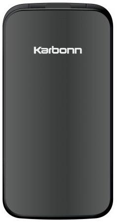 Karbonn K-flip Dual Sim Black