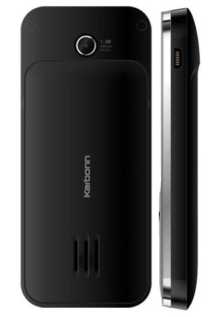 Karbonn K451+ Dual Sim Black