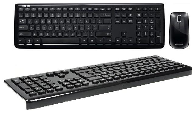 Kit Tastatura + Mouse Asus W3000 Chiclet Fara Fir