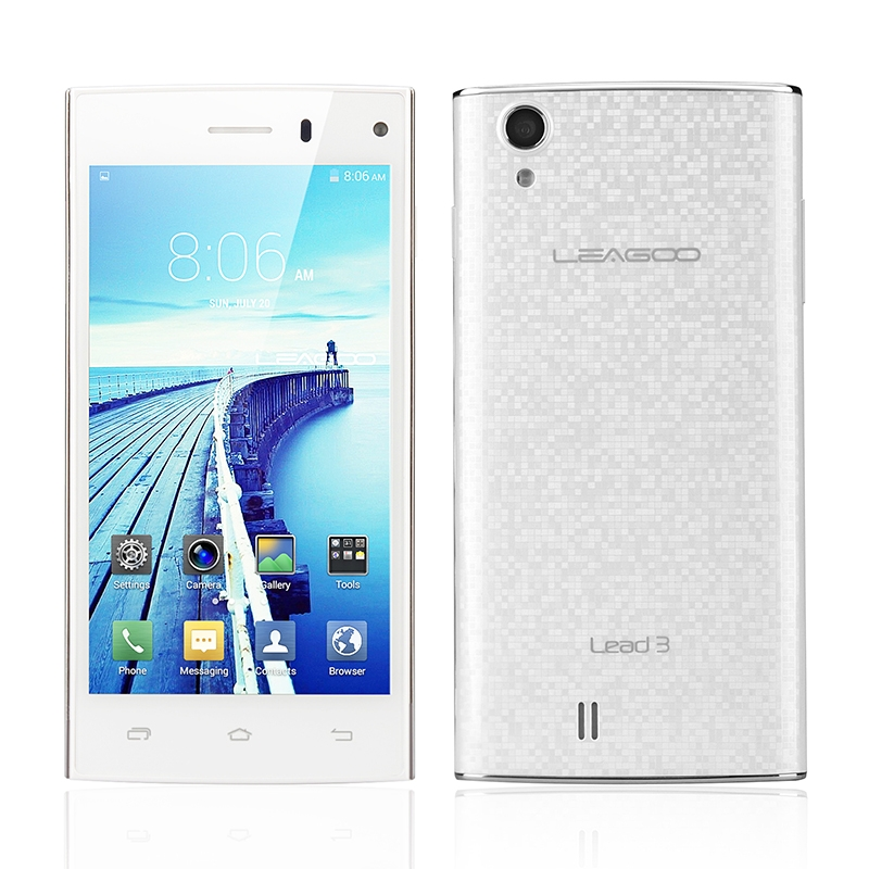 Leagoo Lead 3 Dual Sim White