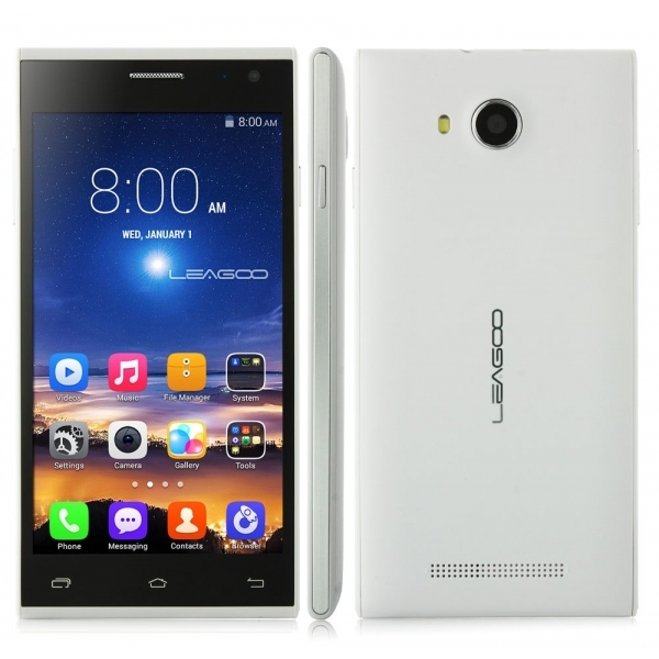 Leagoo Lead 5 Dual Sim White