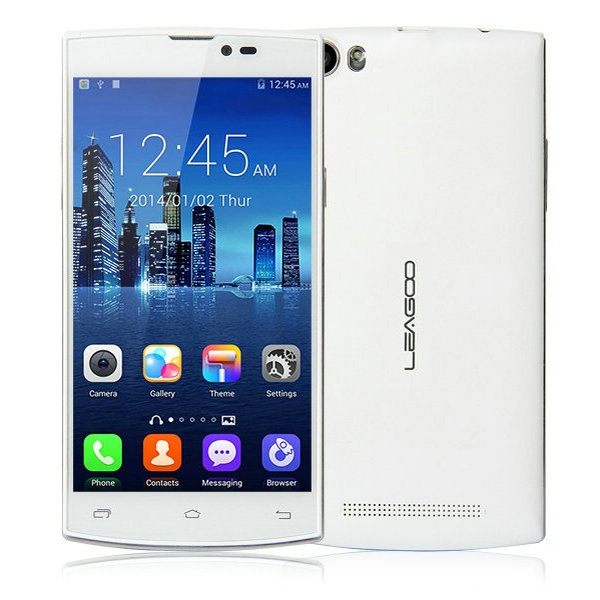 Leagoo Lead 7 Dual Sim White