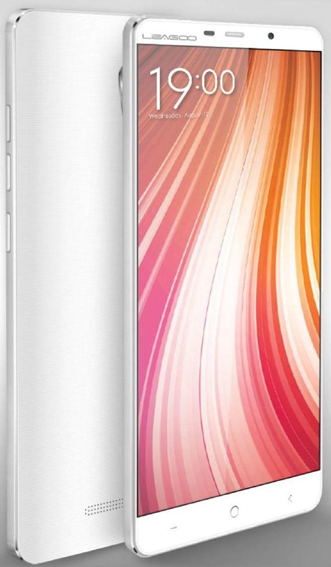 Leagoo Elite 4 Dual SIM White