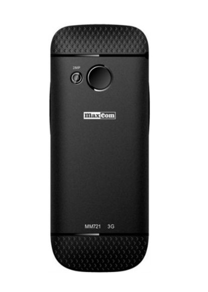 MaxCom MM721BB 3G Black