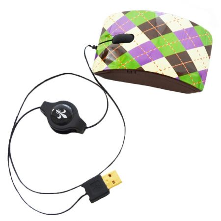 Mouse optic cu fir USB Eminent Bodino BO70005 design Sandra Knuyt