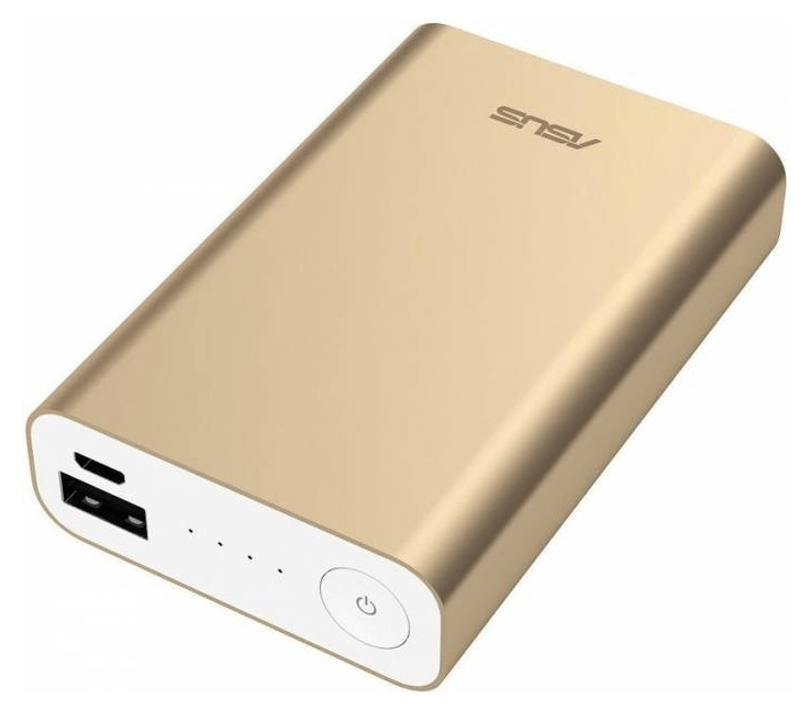Incarcator mobil de urgenta (Power Bank) Asus ZenPower 10050mAh 90AC00P0-BBT078 Auriu