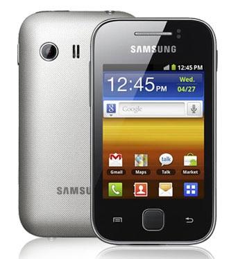 Samsung Galaxy Y S5360 (s5369) Metallic Grey