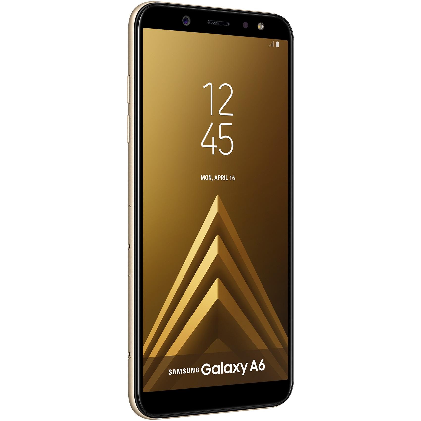 Samsung Galaxy A6 2018 (SM-A600F) Dual Sim Gold