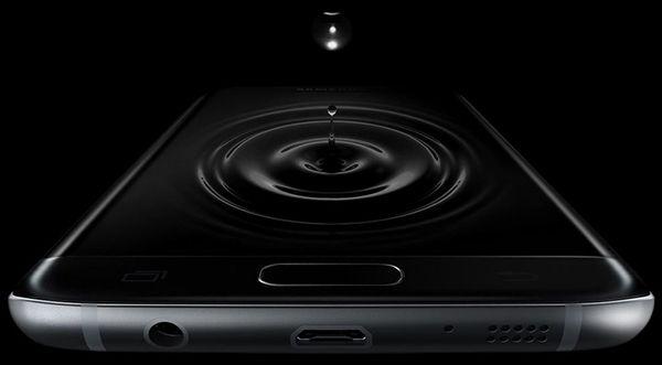 Samsung Galaxy S7 Edge G935 Black