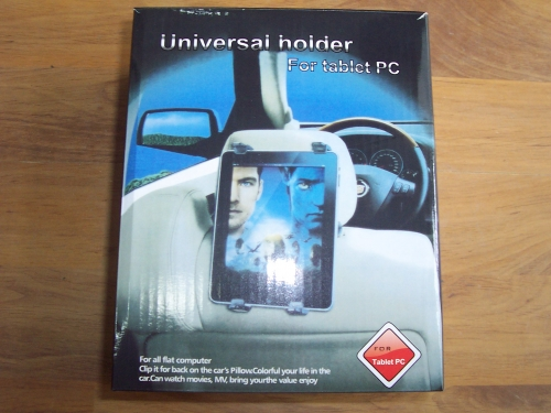 Suport auto pentru tableta 7inch - 10.1inch cu ancorare de tetiera