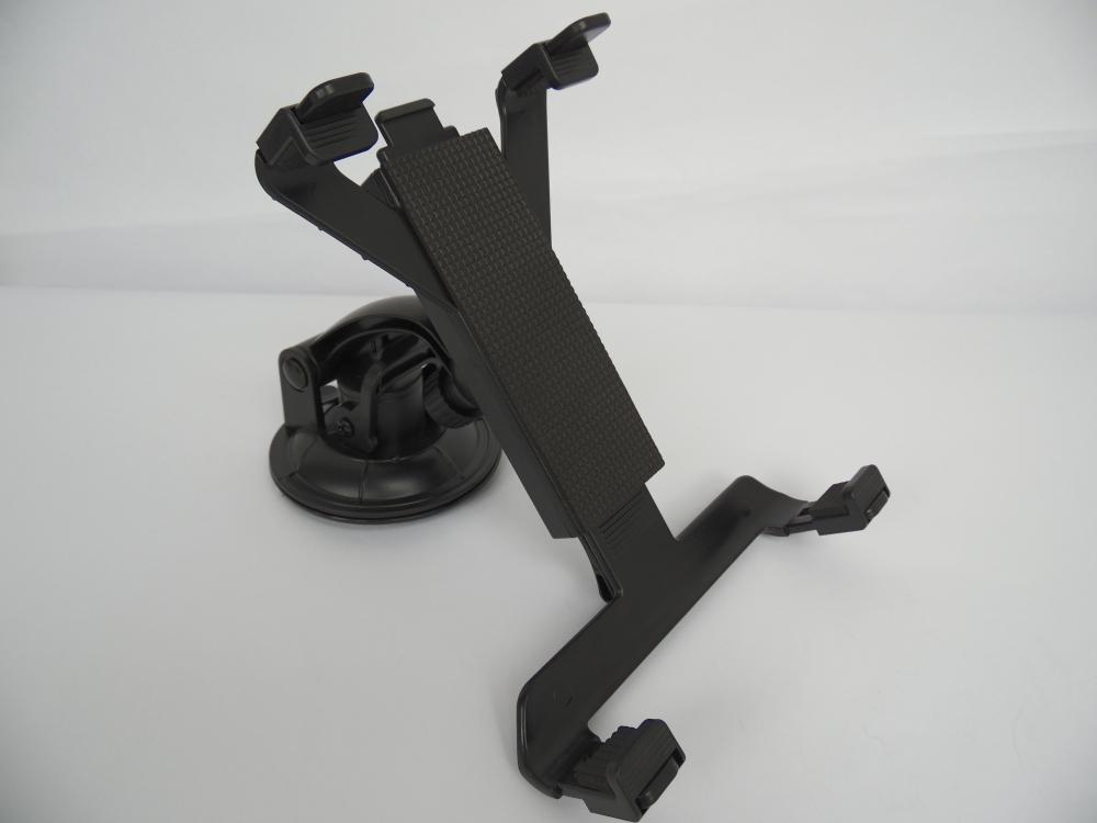 Suport Auto Reglabil Cu Fixare Pe Parbriz Pentru Tableta 7inch - 14inch