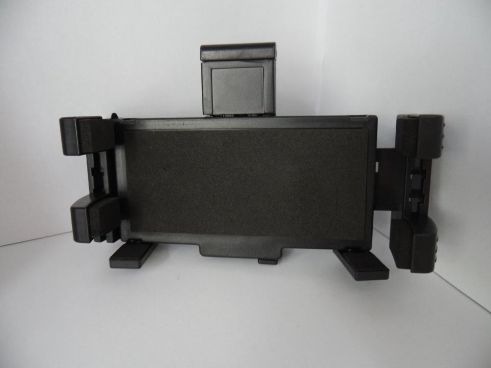 Suport Auto Universal U14 Negru Pentru Tablete   Sisteme De Navigatie
