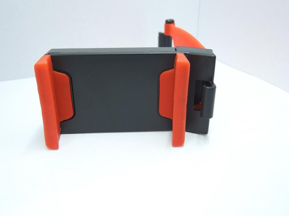 Suport Auto Volan Universal Reglabil Pentru Telefoane De Max. 8 0 Mm Grosime Si Ecran De Max. 5 5 Inch