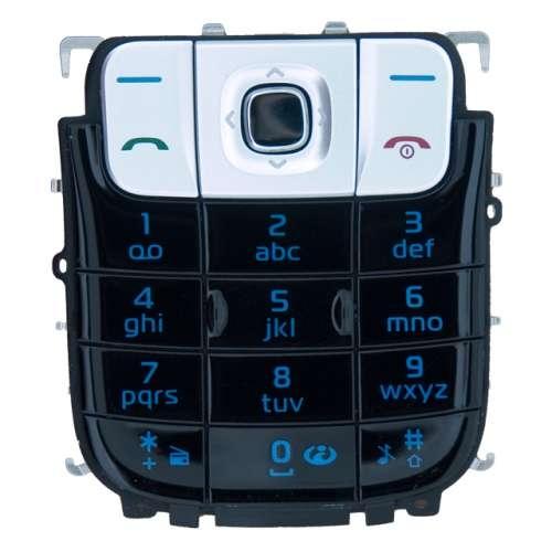 Tastatura telefon Nokia 2630 neagra