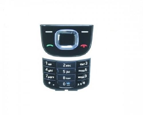 Tastatura Telefon Nokia 2680 Gri Cu Negru