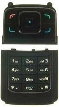Tastatura telefon Nokia 6288 black