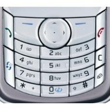 Tastatura Telefon Nokia 6680 Silver