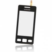 Touchscreen Samsung telefon Samsung Star 2 S5260 negru