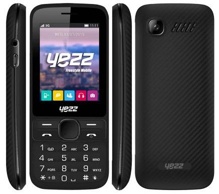 Yezz Classic C60 Dual Sim 3g Black Pentru Rds Digi